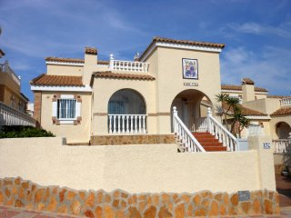 (491) Casa Anders 3 bed villa private pool air-con Wi-Fi views near amenities