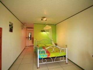 La chambre Jade- clim et wifi piscine