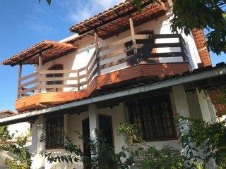 Aluguel por Temporada em Maricá-RJ - Casa Duplex com 6 quartos com piscina