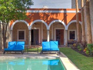 CASA HACIENDITA STUNNING HOME IN MEJORADA CENTRO