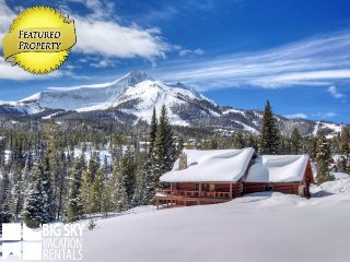 Big Sky Resort | White Otter Cabin
