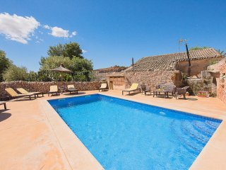 SON CALDES - Villa for 8 people in Llucmajor