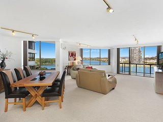 Yacht Harbour Towers Unit 3F -  Two bedroom On the hill overlooking the Tweed Ha