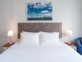 Summer HuaHin Condominium_B0D:Two Bedrooms Apartment, PoolView