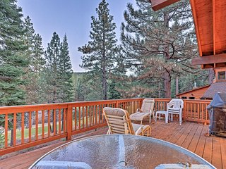 NEW! 5BR Cabin Steps To NorthStar Ski Resort!