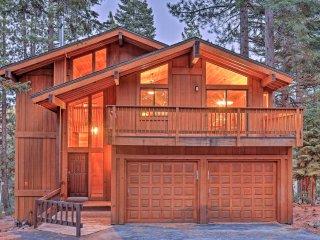Cabin Near Shuttle/Close To NorthStar Ski Resort!