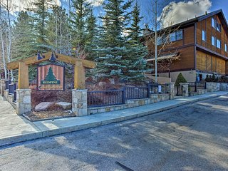 NEW! 2BR + Den Condo w/ Mtn Views - Walk to Lifts!