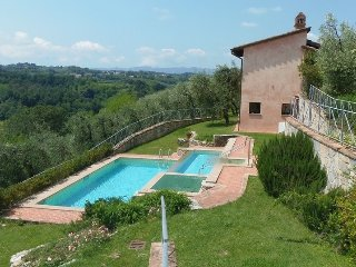 3 bedroom Villa in Lari, Tuscany, Italy : ref 5486510