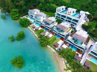 Luxury 5FL 4 bedroom villa at Rawai