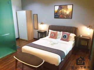 S Suites   Traveller Duplex Suite