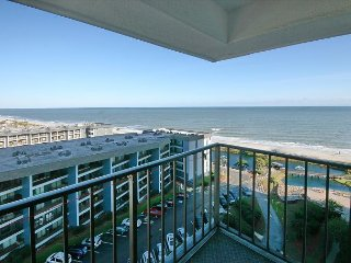 Delightful Condo with Phenomenal Ocean View at Myrtle Beach Resort