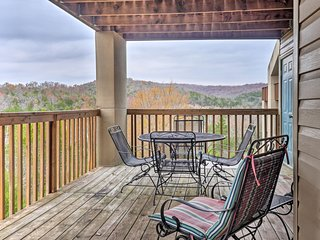 NEW! 2BR Branson Condo Next to Silver Dollar City!
