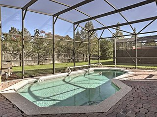 Private Pool at Resort-Style Home - Near Disney!