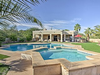 NEW! Lavish 4BR Oro Valley Home w/Pool & Mtn Views