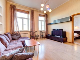 Spacious one bedroom apartment with gorgeous view