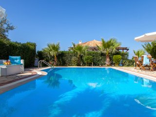 Large Villa with private pool ideal for families