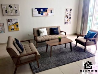 S Suites | Corner 2BedRoom Duplex Suite