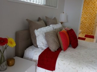 Sweet Retreat-Comfortable one BR, ensuite with private entrance in Brisbane area