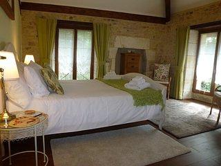 Moulin du Fontcourt 'Hirondelle' (Swallow) Chambre