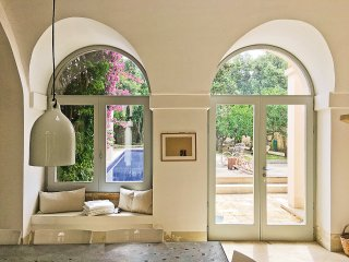 Masseria in Muro Leccese  with pool and garden