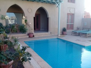 2 bedrooms apartment for rent in El Gouna.