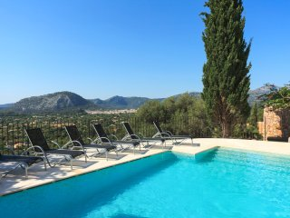 3 bedroom Villa in Pollença, Balearic Islands, Spain : ref 5472544