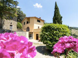 7 bedroom Villa in Torreone, Tuscany, Italy : ref 5472520