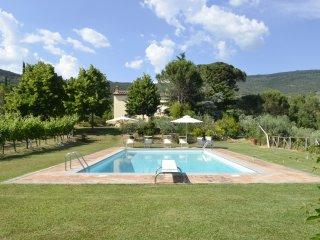 7 bedroom Villa in Cegliolo, Tuscany, Italy : ref 5457535
