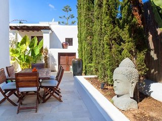 4 bedroom Villa in San Carlos, Balearic Islands, Spain : ref 5472506