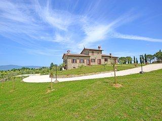 7 bedroom Villa in La Villa-Farneta, Tuscany, Italy : ref 5472421