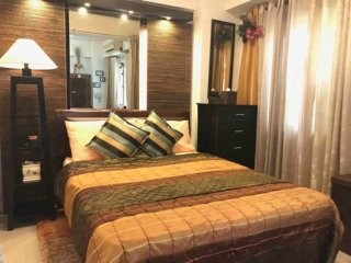 Your Comfort zone condo at Prestigious The Fort, BGC