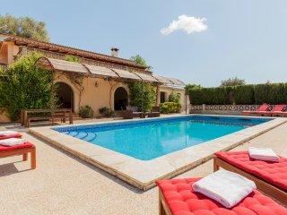 5 bedroom Villa in Pollença, Balearic Islands, Spain : ref 5457330