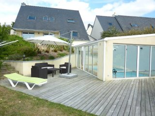 4 bedroom Villa in Moëlan-sur-Mer, Brittany, France : ref 5456743
