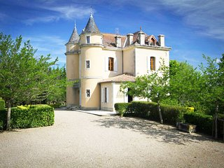 5 bedroom Villa in Escassefort, Nouvelle-Aquitaine, France : ref 5456733