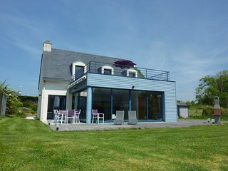 4 bedroom Villa in Moelan-sur-Mer, Brittany, France : ref 5456741