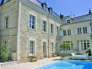 4 bedroom Villa in Saumur, Pays de la Loire, France : ref 5456699