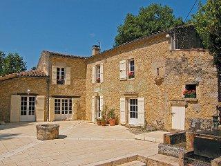 5 bedroom Villa in Montagnac-sur-Auvignon, Nouvelle-Aquitaine, France : ref 5456