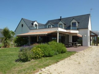 4 bedroom Villa in Moëlan-sur-Mer, Brittany, France : ref 5456740