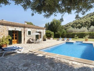 4 bedroom Villa in Pollença, Balearic Islands, Spain : ref 5456591
