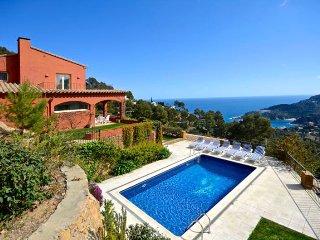 4 bedroom Villa in Aiguablava, Catalonia, Spain : ref 5456463
