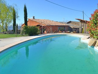 6 bedroom Villa in Sant Guim de la Plana, Catalonia, Spain : ref 5456378