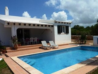 3 bedroom Villa in Binissafuller, Balearic Islands, Spain : ref 5456640