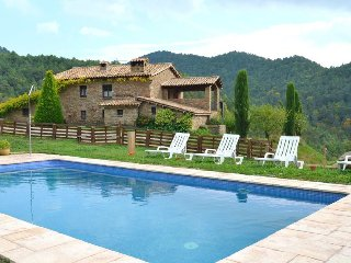 9 bedroom Villa in Sant Guim de la Plana, Catalonia, Spain : ref 5456332