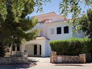5 bedroom Villa in Cala Galdana, Balearic Islands, Spain : ref 5456630