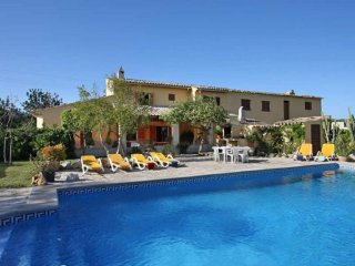 6 bedroom Villa in Pollença, Balearic Islands, Spain : ref 5456610