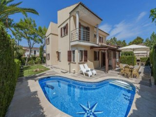 4 bedroom Villa in Alcúdia, Balearic Islands, Spain : ref 5456609