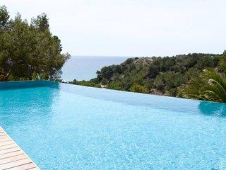 4 bedroom Villa in Es Cubells, Balearic Islands, Spain : ref 5456075