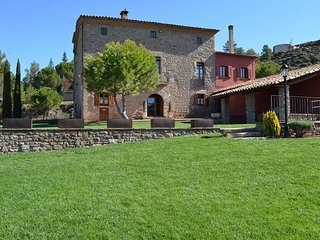 7 bedroom Villa in Sant Guim de la Plana, Catalonia, Spain : ref 5456270