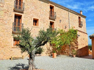 7 bedroom Villa in Igualada, Catalonia, Spain : ref 5456341