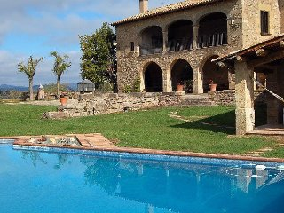 7 bedroom Villa in Sant Guim de la Plana, Catalonia, Spain : ref 5456363